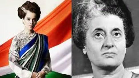Kangana Ranaut to play Indira Gandhi in her next