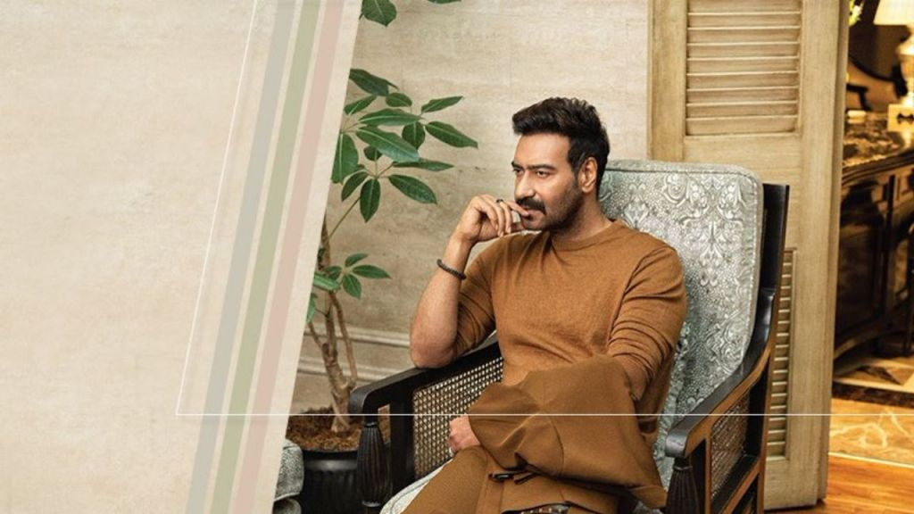 Ajay Devgan's Chanakya script locked up, likely to go on floors by the end of 2021