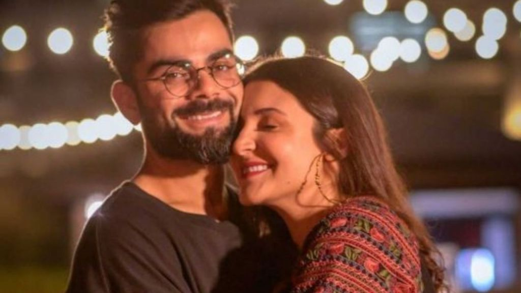 Virat-Anushka spotted 1st time post Daughter's birth