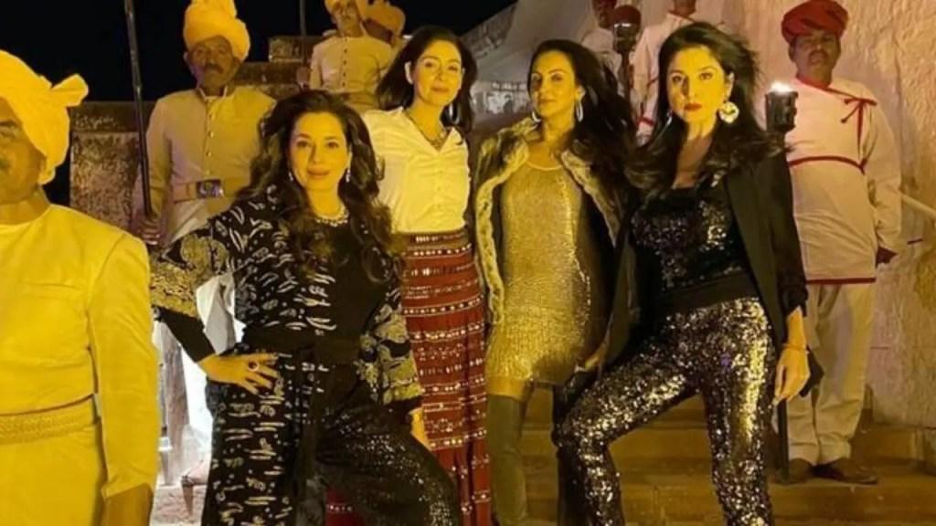 Fabulous lives of Bollywood wives-Maheep, Neelam, Bhavna and Seema's Jodhpur diaries