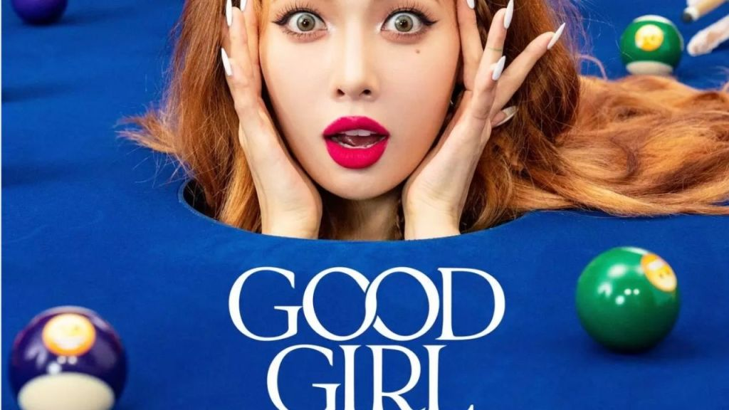 """HyunA releases B-Side """" GOOD GIRL """" after Hit Title Track """" I'M NOT COOL """""""