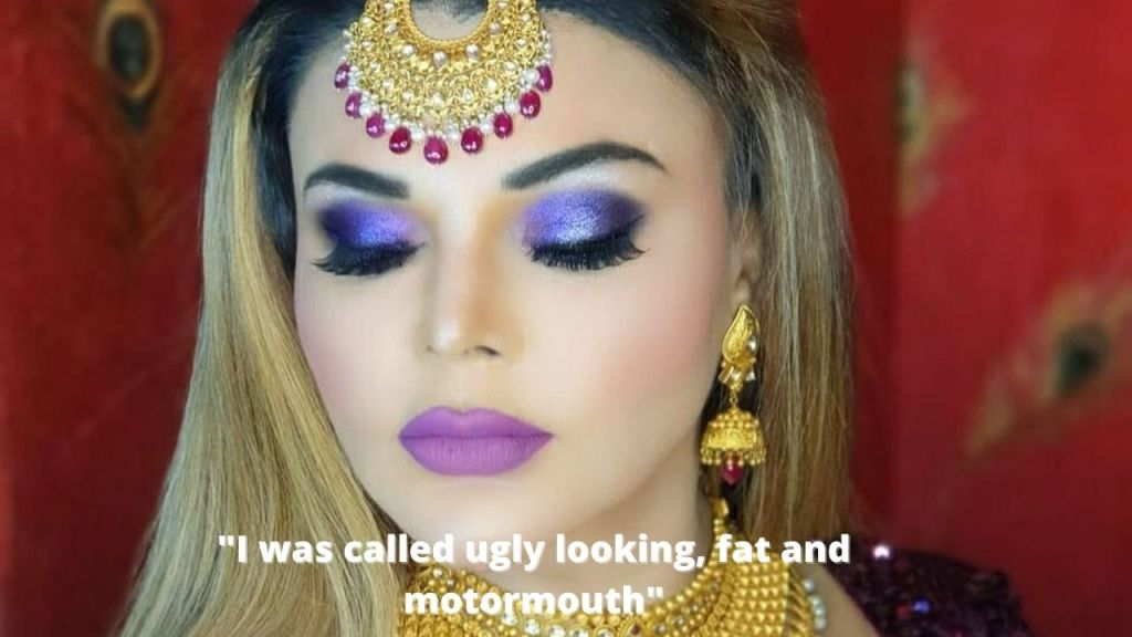 """Exclusive - Rakhi Sawant on being Body-Shamed, """"I was called ugly looking, fat, motormouth, but I took everything with a pinch of salt"""""""