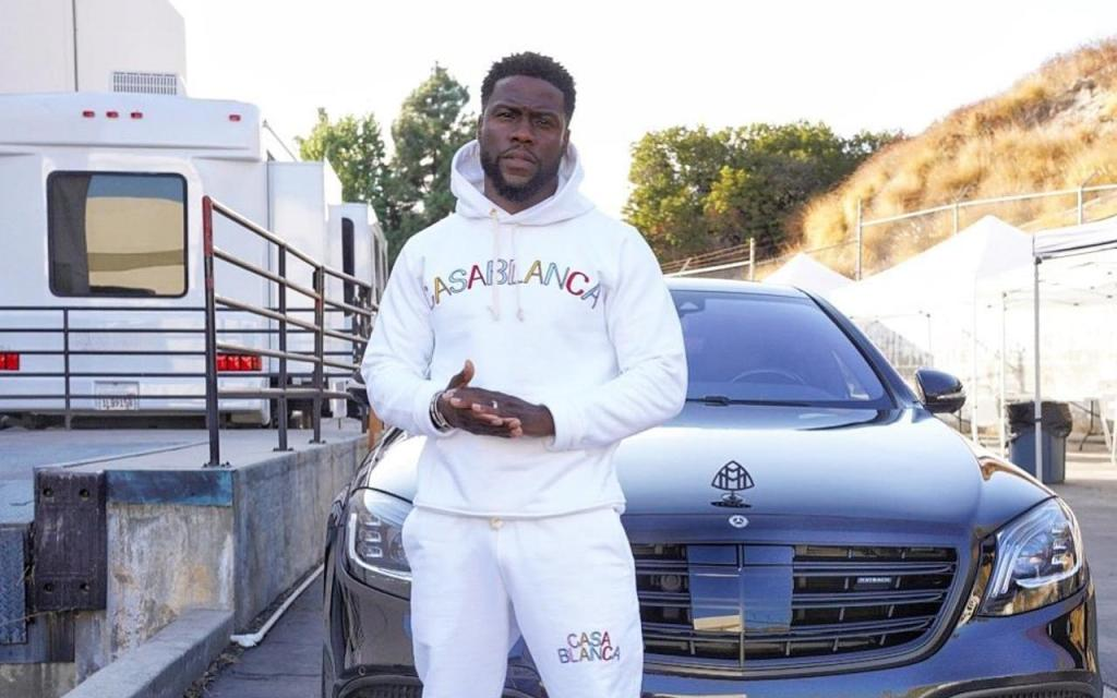 Kevin Hart gifts Mercedes to his daughter on her 16th birthday