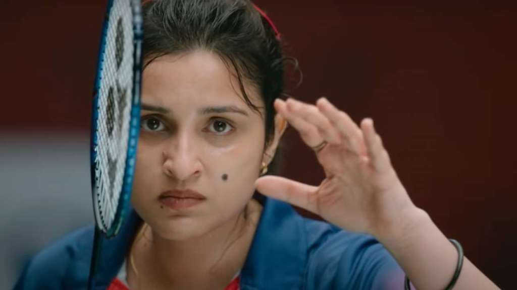 Parineeti Chopra in 'saina'