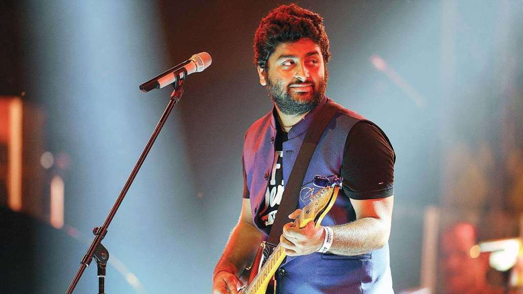 Arijit Singh released the full album of 'pagglait'