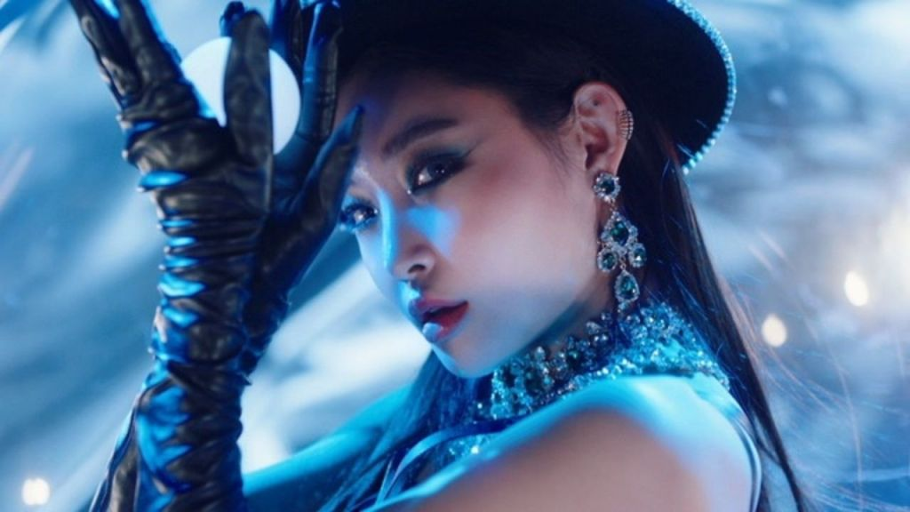 chungha releases spanish song