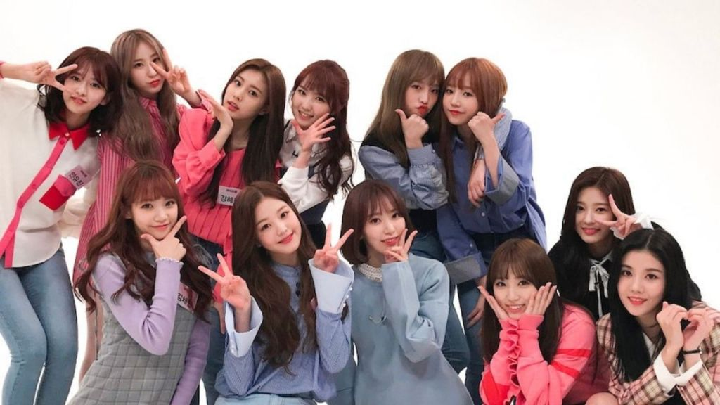 IZ*ONE to disband in april