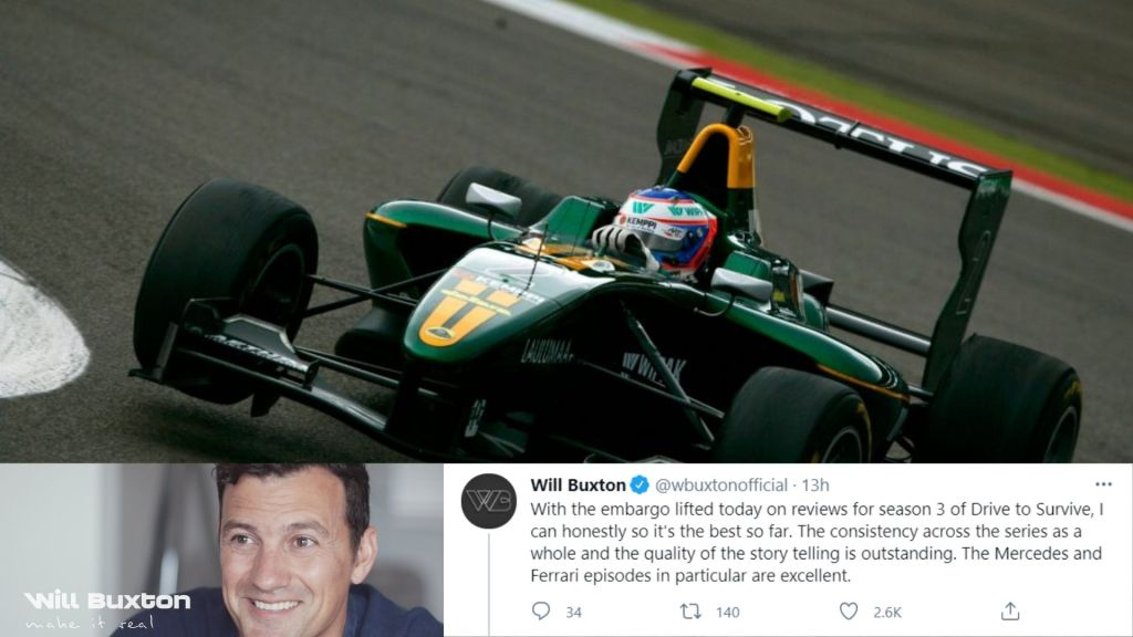 """""""Brilliant and unexpectedly candid"""": Will Buxton gives a review on F1 'Drive to Survive' Season 3"""