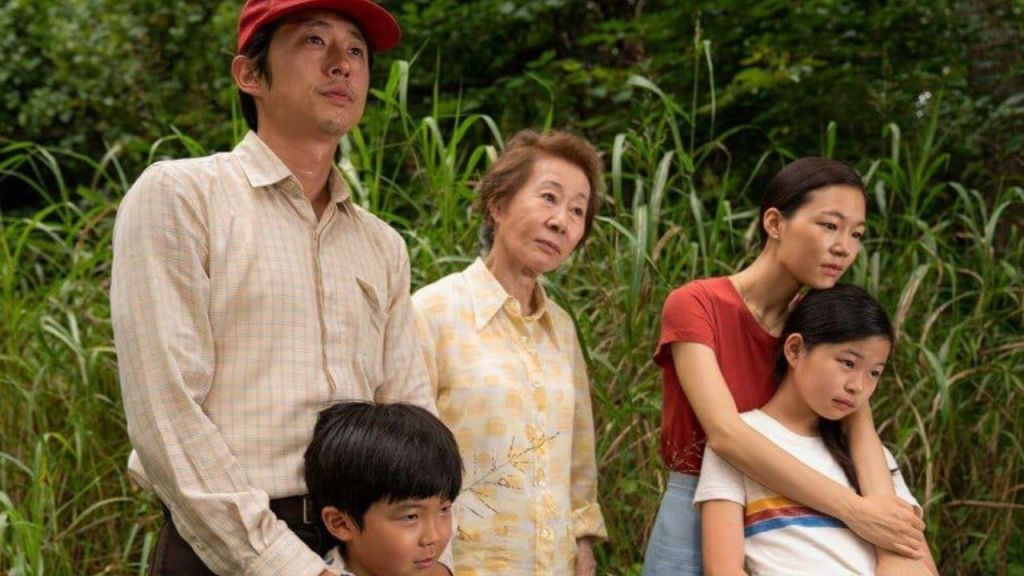 Yuh Jung Youn wins oscar for best supporting actress