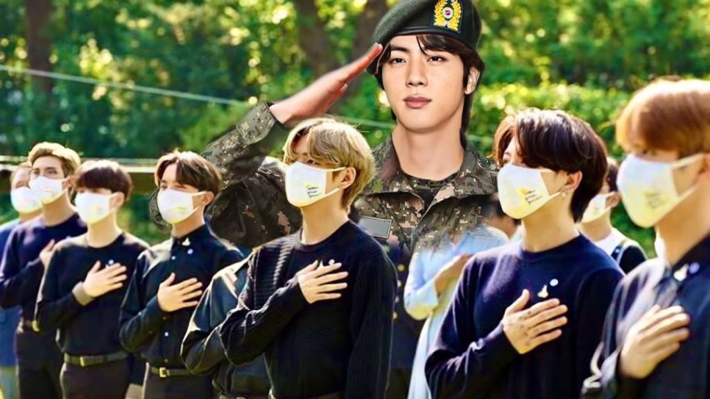 is bts enlisting in the military?