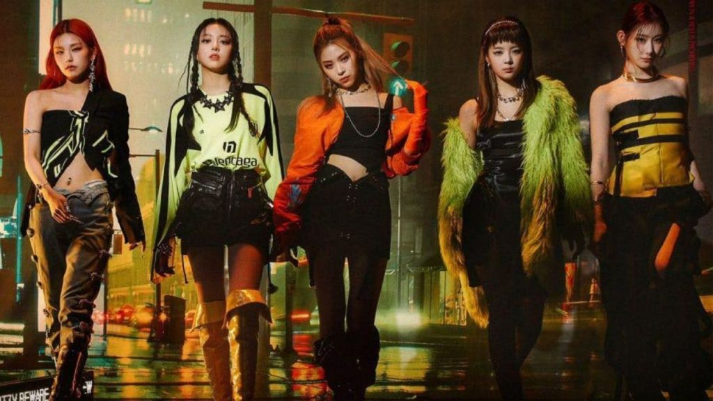 itzy makes another fierce comeback