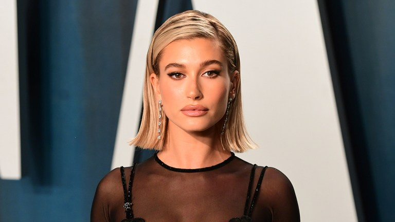 Hailey Bieber's fierce look in her first-ever Vogue Paris cover and GQ Korea shots