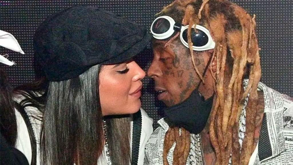 Lil Wayne announced his wedding with model Denise Bidot