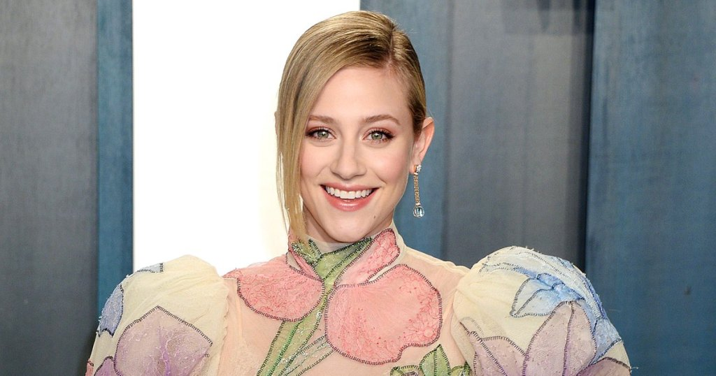 Lili Reinhart's 10 most beautiful pictures