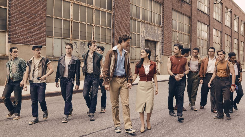 trailer dropped for west side story during oscars