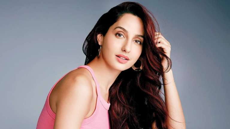 Nora Fatehi will be seen in Ganpath alongside Tiger Shroff and Kriti Sanon