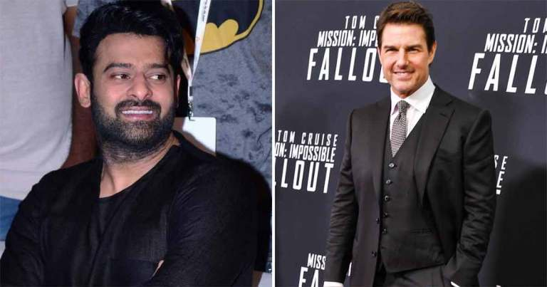 """Prabhas in MI7 : Mission Impossible 7 Director Chris McQuarrie reacts to rumors of Prabhas collaborating with Tom Cruise, says """"We've never met"""""""