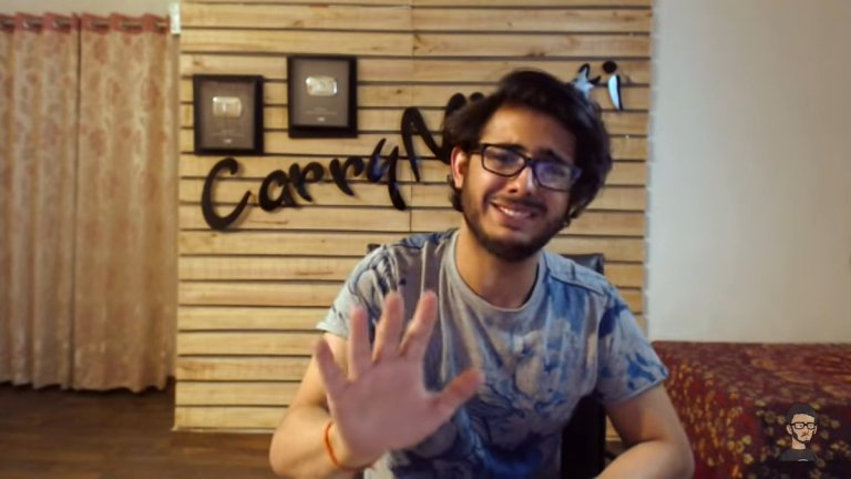 Carry Minati hit 30 million subscribers on YouTube, fans celebrated his success