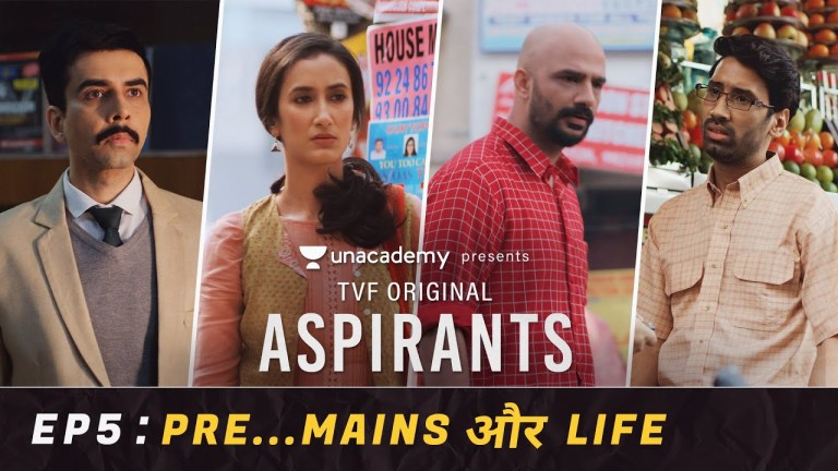 TVF Aspirants Episode 5 is out now!