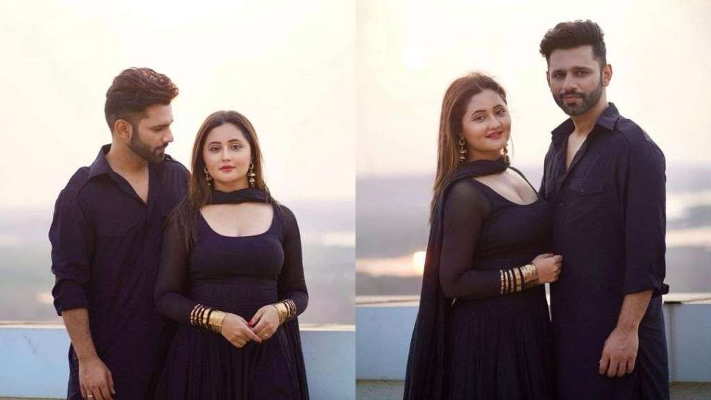 Rahul Vaidya and Rashami Desai to announce their first collaboration tomorrow
