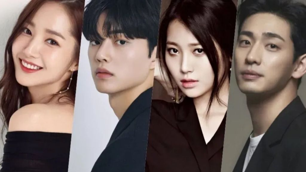 Confirmed cast of cruel story of office romance