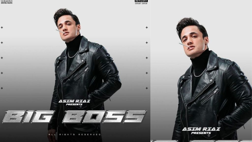Asim Riaz 'Big boss' song out now, fans are astonished to see Asim's rapping talent