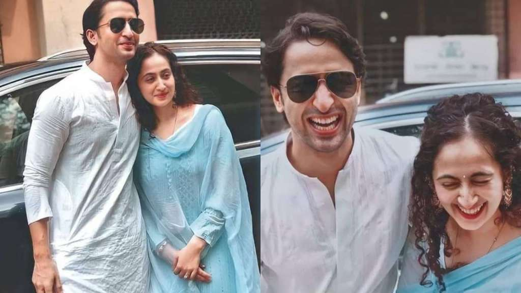 'Kuch Rang Pyar Ke Aise Bhi' star Shaheer Sheikh and Ruchikaa Kapoor blessed with a baby girl. Fans shower congratulatory comments. Check it out here!