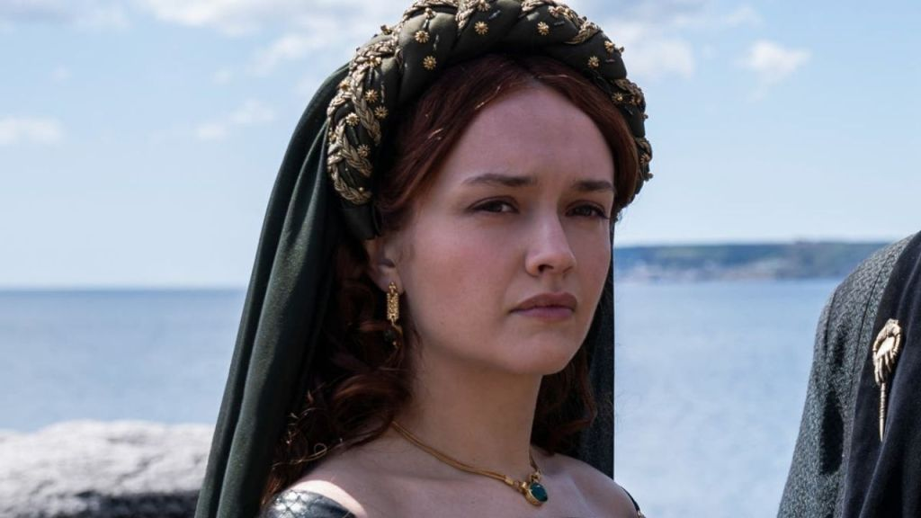 Olivia Cooke, House of the Dragon