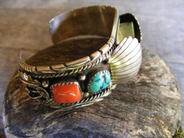 Navajo Watch Band