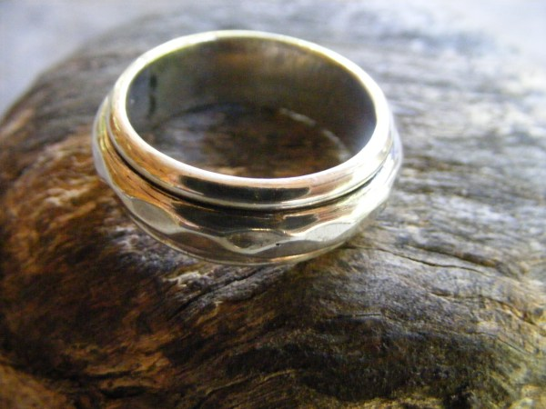 Spinner Ring – Vintage Mexican