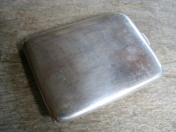 James E. Blake Cigarette Case