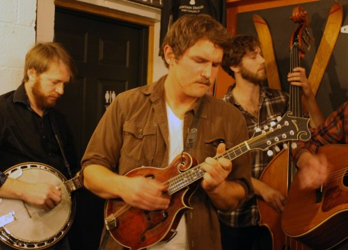 Wood Belly is the New-Grass Quintet in Town