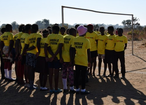 Grassroot Soccer Zambia Harnesses the Power of Soccer to Educate