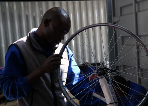 Changing the World One Bicycle at a Time