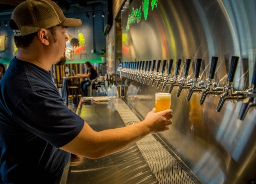Hop Grenade Blends Local Community with an Innovative Flair