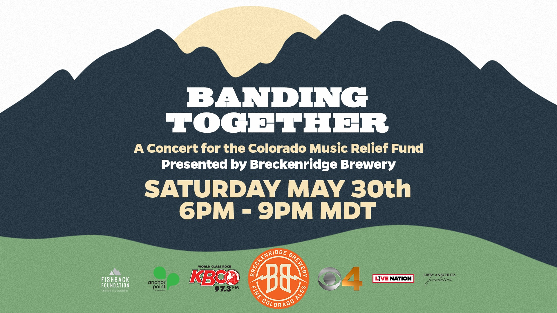 A Little Relief for the Colorado Music Community