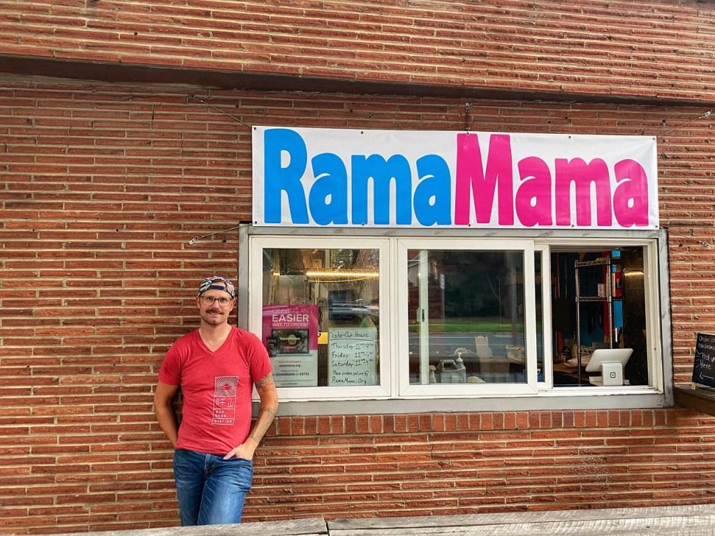 RamaMama ramen