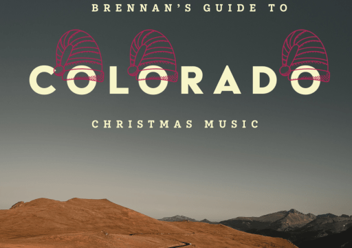 King Cardinal founder Brennan Mackey list some of his favorite Colorado Christmas songs from the past and present.