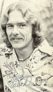 Paul Staack in 1976