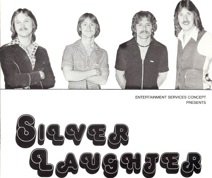 "Here is the cover page I found of another brochure Art ""Smart"" did for Silver Laughter."