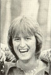 Mick (Mike) Orton in 1976