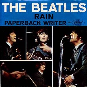 "Beatles ""Rain"" 45 cover"