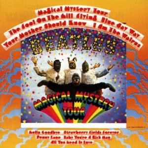 """Magical Mystery Tour"". The walrus was Paul?"