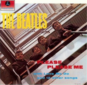 """P.S. I Love You is from the """"Please Please Me"""" album; the first by the Beatles in the UK."""