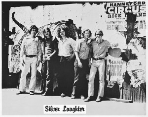Silver Laughter Publicity Photo around 1974-75