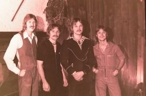 Ken, Paul, Jon and Mick
