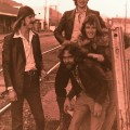 Silver Laughter - 1978: Ken, Jon, Mick and Paul in the front