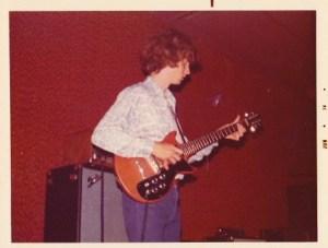 John Carstensen 1974