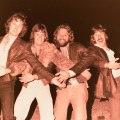 Silver Laughter 1978 - Jon, Mick, Paul and Ken
