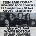 SILVER LAUGHTER AT TEEN FAIR 1970